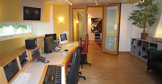 Tonstudio AVALON Regie